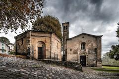 Serravalle (antoniopedroni photo) Tags: sanlorenzo battistero serravalle varsi parma italy church chiesa varanodemelegari