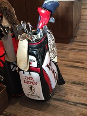 "TPC River Highlands, PGA Tour Players Bag (rbglasson) Tags: ""tpc river highlands"" cromwell connecticut golf landscape apple ""iphone 6"""