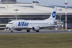 VQ-BIE UTair Aviation Boeing 737-400 (Nathan_Ivanov) Tags: airplane aircraft aviation vko vnukovo uuww planespotting boeing boeing737