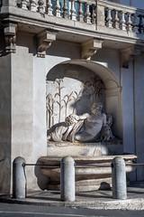 Rome - Rione II Trevi - San Carlino alle Quatro Fontane (bautisterias) Tags: rome roma italy ancientrome romaantica italia ancient ruins vatican rom roman romano רומא ローマ italien איטליה イタリア