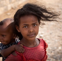 Afar (Rod Waddington) Tags: africa african afrique afrika äthiopien ethiopia ethiopian ethnic ethnicity etiopia ethiopie etiopian afar tribe traditional tribal portrait people culture cultural child candid children outdoor