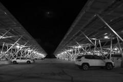Solar Parking #1 (ajimhill) Tags: solar night parking