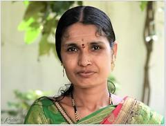 'Eyes...They speak all languages.' _ Ralph Waldo Emerson (Ramalakshmi Rajan) Tags: nikon nikond750 nikkor24120mm woman womanpower indianwoman quotes potraits portrait portraits