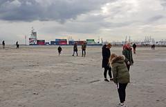 GREETJE (kees torn) Tags: hoekvanholland maasmond strand noorderhavenhoofdhoekvanholland containerschepen greetje nieuwewaterweg