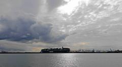 EVER GRADE (kees torn) Tags: hoekvanholland maasmond noorderhavenhoofdhoekvanholland evergrade containerschepen nieuwewaterweg