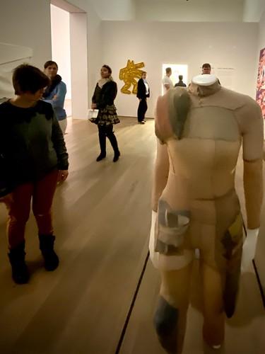 Blake (at Pinakothek der Moderne)