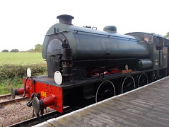 28I09I2019_IWSR_Four_Island_Classes_Gala_A4 (peter_skuce) Tags: isleofwightsteamrailway train railway hunslet austerity smallbrookjunction