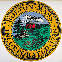 Bolton Mass (Timothy Valentine) Tags: squaredcircle 1019 townof vacation 2019 berkshires sign bolton massachusetts unitedstatesofamerica