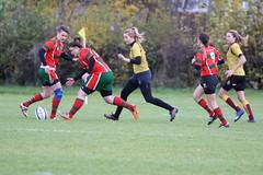Photo of Harlow Ladies Rugby Team VS Hampstead Ladies Rugby Team Game 12-11-2017 (220)