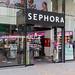 Sephora Shop von außen in Köln