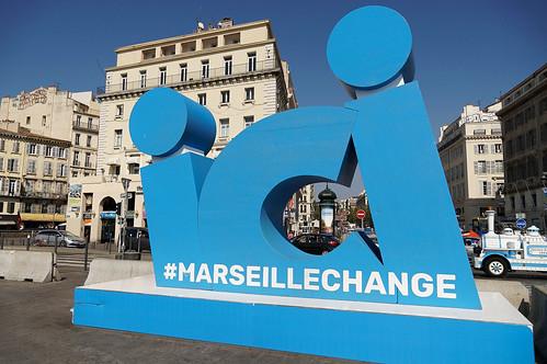 Quai des Belges - Marseille (France)