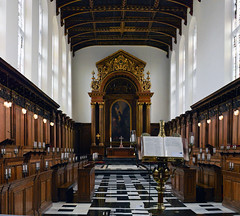 Photo of trinity college chapel