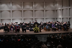 Opening Convocation 2019 (Converse College) Tags: openingconvocation tradition event pinkpanthers classof2020 zimmerliperformancecenter twichellauditorium