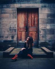 w/ @akorail #dark #moody #model #edinburgh #scotland (Murat Guneri) Tags: ifttt instagram w akorail dark moody model edinburgh scotland