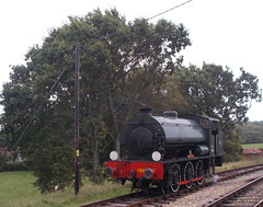 28I09I2019_IWSR_Four_Island_Classes_Gala_C4 (peter_skuce) Tags: isleofwightsteamrailway train railway hunslet austerity wootton