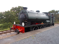 28I09I2019_IWSR_Four_Island_Classes_Gala_C5 (peter_skuce) Tags: isleofwightsteamrailway train railway hunslet austerity wootton