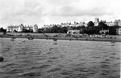 1920 album (foundin_a_attic) Tags: photo exmouth devon seafront imperialhotel 1920s