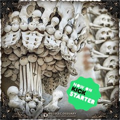 ☩💀 Click link in BIO for our current Kickstarter. 💀☩ ☩💀 Mailing list: https://ift.tt/2lTYHHU 💀☩ . . . . . #SedlecOssuaryProject #KutnaHora #skulls #creepy #UNESCO #church #historical #architecture #historicpreservation #landmark #c (Sedlec Ossuary Project) Tags: sedlecossuaryproject sedlec ossuary project sedlecossuary kostnice kutnahora kutna hora prague czechrepublic czech republic czechia churchofbones church bones skeleton skulls humanbones human mementomori memento mori creepy travel macabre death dark historical architecture historicpreservation historic preservation landmark explore unusual mechanicalwhispers mechanical whispers instagram ifttt