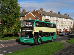 Arriva Merseyside 4590 Liverpool (transportofdelight) Tags: arriva merseyside 4590 sl64jdo westderby liverpool