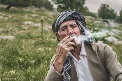 Long Story (samal photography) Tags: photography people portrait portraiture culture focus documentary story travel man kurdistan samal tofik smoking sad beautiful