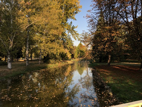 #Autumn at the #City #Park in #Skopje #Macedonia
