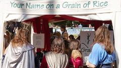 Crafts (skipsul) Tags: crafts rice renaissance faire fair