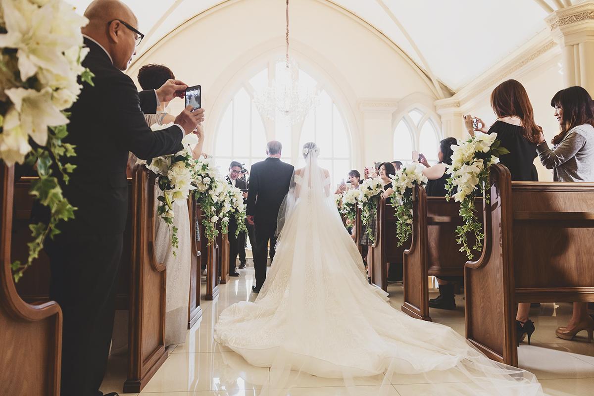 婚攝,婚攝作品,婚禮攝影,婚禮紀錄,翡麗詩莊園,教堂證婚,大久保麻梨子,盧德張