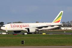 ET-ANP (GH@BHD) Tags: etanp boeing 777 772 777200 b777 b772 ethiopianairlines dublininternationalairport b77l et eth dub eidw dublinairport dublin aircraft aviation airliner