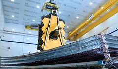 NASA's James Webb Space Telescope Clears Critical Sunshield Deployment Testing (James Webb Space Telescope) Tags: jwst webb jameswebbspacetelescope telescope nasa hubble hubblessuccessor space bestof recentbestof topimages