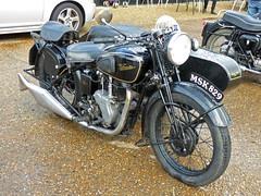 velocette (47604) Tags: velocette motorcycle motor cycle hastings vintage motorbike british