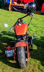 FTW Forever Two Wheels-Kawasaki Chop (Caught On Digital) Tags: chopper custom ftw forevertwowheels kawasaki motorbike motorcycles suffolk