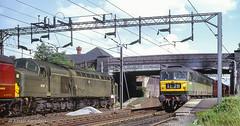 Acton Bridge Keith Sanders (Railcam) Tags: actonbridge england ukrailways cheshire d231 d18xx