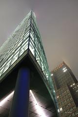 jahn-tower (ralf k. lang) Tags: berlin contemporary helmutjahn kollhoff tower db potsdamerplatz hochhaus architekturfotografie architecture architektur glasfassade