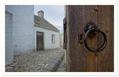K N O C K • K N O C K (GOOD•NEWS•SNAPS) Tags: corgarff castle cairngorms scotland door