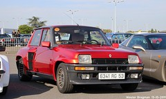 Renault 5 Turbo 2 (Wouter Bregman) Tags: 6341rg53 renault 5 turbo 2 renault5 r5 red rood rouge recinq cinq automédon 2019 le bourget lebourget îledefrance 93 france frankrijk carshow meeting youngtimer old classic french car auto automobile voiture ancienne française vehicle outdoor