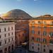 Rome - Rione IX Pigna - Piazza della Minerva