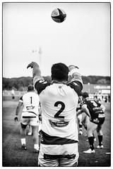1-2-3 Lancer (Dom-35) Tags: bw blackwhite noirblanc noiretblanc rugby sport