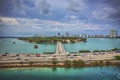 Miami Florida (Steve's stills) Tags: miami florida cruise