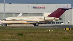 B721_Gordon P. & Ann G. Getty_N311AG @ VIE_5 (VIE-Spotter) Tags: vie vienna airport airplane flughafen flugzeug wien himmel planespotting spotten boeing 727 72717 gordon getty