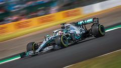 Photo of Lewis Hamilton - Mercedes - Silverstone 2019