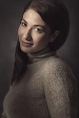 Sara (luca.onnis) Tags: lucaonnis photography portrait portraiture smile pictorial beautifulgirl beautifullight beauty whiteshirt