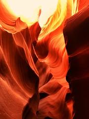 Antelope Canyon – Lower (Sajith & Surani) Tags: antelopecanyon americansouthwest page arizona canyon navajo sandstone spiralrockarches erosion rocks arches wildwildwest valleys desserts geotourism geo