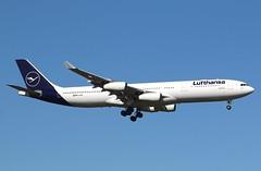 Lufthansa | A340-300 | D-AIGU | FRA | 21.09.2019 (Norbert.Schmidt) Tags: daigu fra a340300 a340 airbus frankfurtairport lufthansa