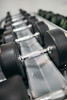 Fitness equipment and accessories (shixart1985) Tags: above accessories background bodybuilding dumbbell dumbbells energy equipment exercise fit fitness group gym health healthy indoors level lifestyle loss metal mix nobody power rack shape silver sport top training weight weights
