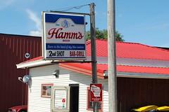 2nd Shot - Fennimore, Wisconsin (Cragin Spring) Tags: wisconsin wi midwest unitedstates usa unitedstatesofamerica hamms hammsbeer bar secondshot beer beersign piwo bier fennimore fennimorewi fennimorewisconsin