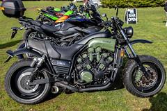 FTW Forever Two Wheels-Yamaha V-Max (Caught On Digital) Tags: custom ftw forevertwowheels motorbike motorcycles suffolk yamaha