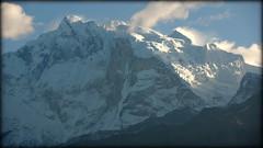 Annapurna (Nepal) (armxesde) Tags: pentax ricoh k3 nepal himalaya berg mountain snow schnee poonhill sunrise sonnenaufgang sky himmel wolke cloud annapurna