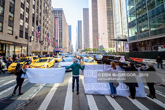 EM-191021-CancelTheDebt-010 (Minister Erik McGregor) Tags: directaction boricua colonialism corporategreed cancelthedebt economicinequality feedthepoor debtcrisis dumptrump erikmcgregor abolishjonesact abolishthedebt nyc newyork moma hurricanerelief goldentree hedgefunds jonesact hurricanemaria juntafiscal lagenteantesqueladeuda noalajunta justrecoveryjusttransition nyc4pr photography puertorico solidarity peacefulprotest promesa austerity peacefulresistance vulturecapitalism steventananbaum puertoriconosevende seacabaronlaspromesas unitedagainstpromesa resisttrump prselevanta releasetherelief usa manhattan streetphotography photojournalism cutbacks erikrivashotmailcom 9172258963 ©erikmcgregor ‪‎justrecovery‬ ‪‎ourpowerprnyc‬