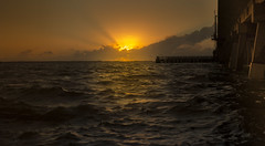 In the Wake of the Storm (JDS Fine Art Photography) Tags: landscape oceanscape ocean sea stormy sunset dramatic cinematic inspirational beauty naturesbeauty naturalbeauty elitegalleryaoi bestcapturesaoi aoi