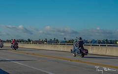 Pulling up the Rear (tbottom) Tags: daytona biketoberfest bikeweek bike motorcycles staugustine florida fortmatanzas terrybottom